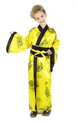 Chinese Girl Costume  sc 1 st  Amazon UK & Chinese Girl Costume: Amazon.co.uk: Toys u0026 Games