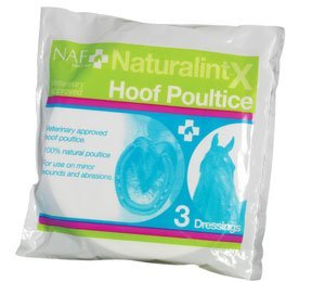 Hoof Poultice 3 Pack by NAF NaturalintX from Melian