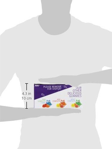 SmartyPants Adult Complete and Fiber Daily Gummy Vitamins: Multivitamin, Inulin Prebiotic Fiber & Omega 3 Fish Oil (DHA/Epa Fatty Acids), Non-GMO, 15 Count (15 Day Supply) by SmartyPants Gummy Vitamins (Image #10)