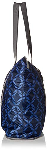 31Ul72bs8rL - Travelon Folding Packable Tote Sling, Rope Weave, One Size