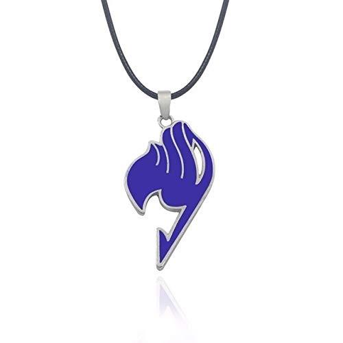 Amazon.com: KBWL - Collar con colgante de símbolo de Naruto ...