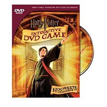 Harry Potter: Hogwarts Challenge – Interactive DVD Game