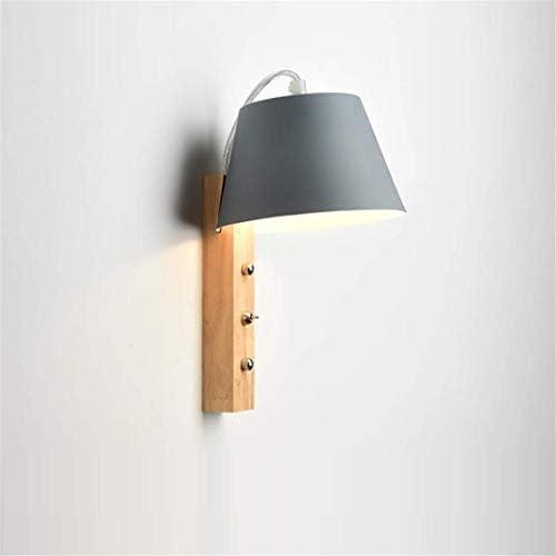 CC6 Lampada da soffitto Nordic Moderno Minimalista Grigio Lampada da Parete Camera da Letto Creativa Comodino Lampada Tv Lampada da Parete Led Aisle Luci