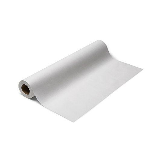 Medline Standard Medical Exam Table Paper, Crepe Finish, 21'' x 125', Case of 12 Rolls by Medline