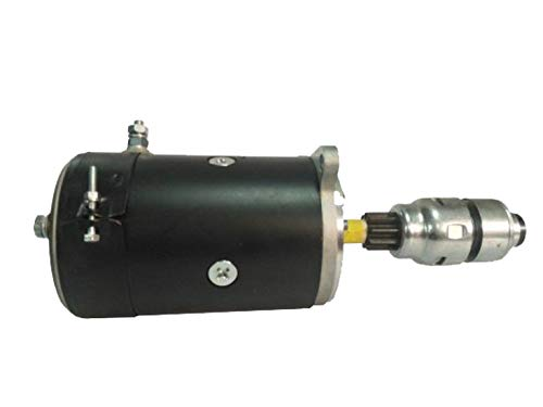 (6V STARTER for Ford NAA Jubilee 2000, 501 601 701 801 901 series tractors, 820 860 1800 2030 2120 4000 1953-1964/ FORD F-100 F-250 F-350 1954 1955 T-bird & more/NEW HOLLAND Diesel 4030 4031 4040 4140 )
