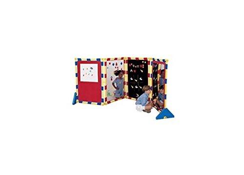4 Pc Activity Playpanel Center (Activity Playpanel Center)