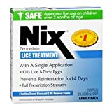Nix Lice Treatment Family Pack 4 oz (Pack of 3)
