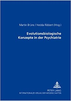 Book Evolutionsbiologische Konzepte in Der Psychiatrie