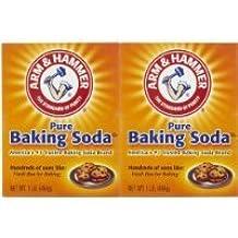 Arm & Hammer Baking Soda, 16 oz (2 Pack)