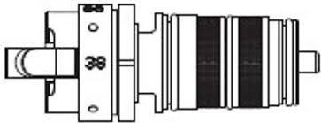 Tres Grifer/ía 9194161 para ref.: 1.90.150, 90.135, 90.194, 90.280, 90.290 Cartucho termost/ático volante