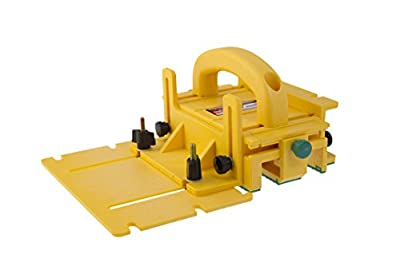 GRR-RIPPER Advanced 3D Pushblock for Table Saw, Router Table, Jointer, and Band Saw by MICROJIG by MICROJIG, Inc.