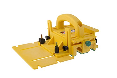 Kreg Clamping Table - GRR-RIPPER Advanced 3D Pushblock for Table Saw, Router Table, Jointer, and Band Saw by MICROJIG