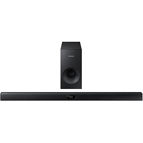 Samsung HW-J355 2.1 Channel 120 Watt Wired Audio Soundbar (2015 Model)