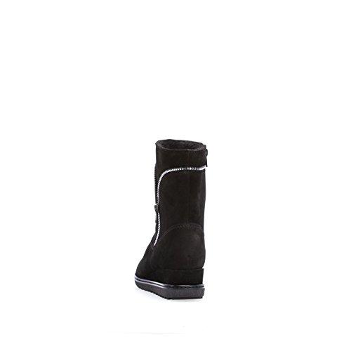 70 schwarz Ankle Women schwarz black Boots 801 73 Gabor q14F0wBK