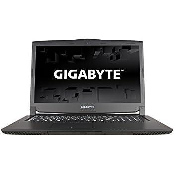"Gigabyte P57Wv7-KL3 17.3"" Notebook FHD IPS 7th Gen Intel Kabylake i7-7700HQ NVIDIA GeForce GTX 1060 GDDR5 6GB VRAM DDR4 2400 16Gx1 RAM M.2 SATA 256GB SSD 1TB 7200rpm HDD Windows 10 Gaming Laptop"