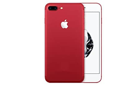 GADGETS WRAP Apple iPhone 7 Plus Red Special Edition  Amazon.in ... 9355e54f4ab0