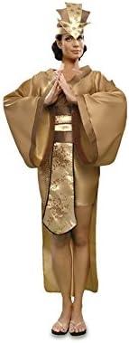 Disfraz de Emperatriz China para mujer talla M-L: Amazon.es ...