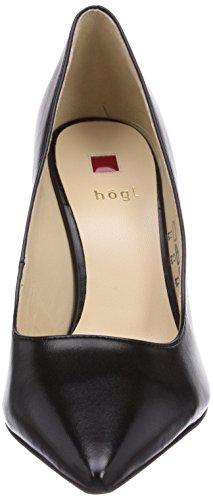 Högl Scarpe col tacco 9-129000-0100, Donna Nero (Schwarz (0100))