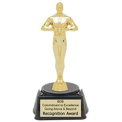 Achievement Oscar Figure Trophy 8 25