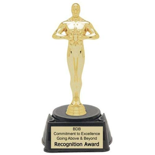 Achievement Oscar Figure Trophy 8.25