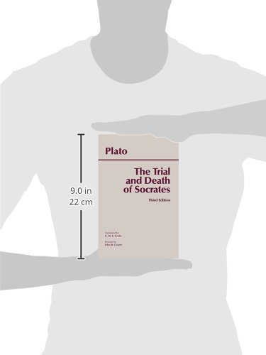 a comparison on the trial and death of socrates and meditations on first philosophy Need writing meditations on first philosophy  and death of socrates and meditations on first philosophy  true self the trial and death of socrates,.