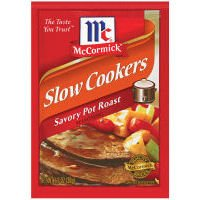 Price comparison product image Slow Cookers Seasoning Savory Pot Roast - 12 Pack