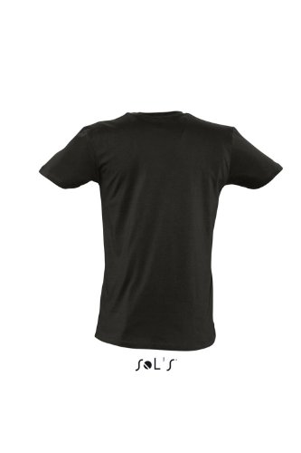 Short Sleeve Tee Shirt Master L,Black