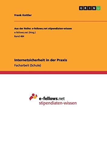 Internetsicherheit in der Praxis (German Edition)
