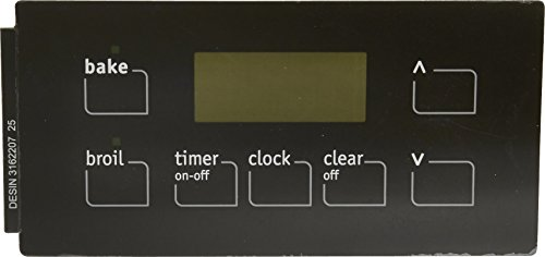 Electrolux 316220725 Overlay Replacement