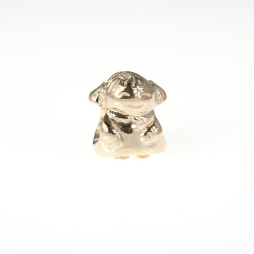 Pandora - 750467 - Drops Femme - Or Blanc 585/1000 (14 Cts)