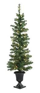 Charm Tree CPSR-817-402SU4 Lighted Porch Trees 4' - 2/pk