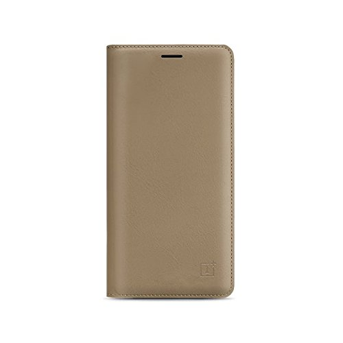 OnePlus 3 Flip Cover (Sand)