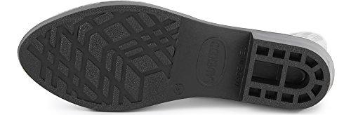 Ladeheid Women's Ankle Rubber Wellington Boots LAZT201801 Pattern-10 7xAvmc9N