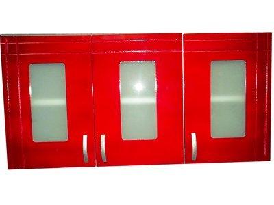 Alacena de pared cocina 3 puertas 1.20m