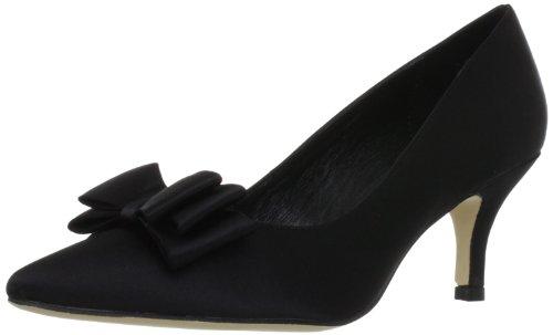 para clásicos 5031 satén Negro MENBUR Pechora de mujer Zapatos vYawwBtWq