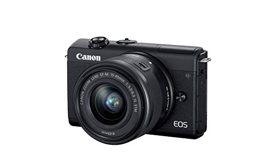 Canon EOS M200 Mirrorless Camera for Vlog Online India