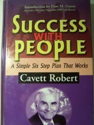 Download Success with People: A Simple Six Step Plan That Works ebook