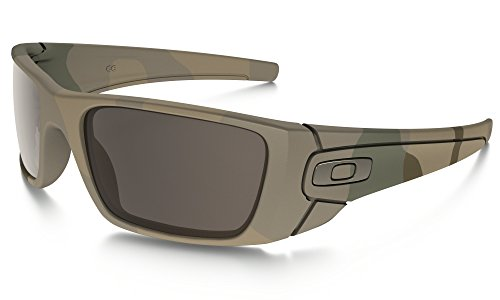 Oakley Fuel Cell Sunglasses Multicam / Warm Grey & Cleaning Kit - Sunglasses Oakley Multicam