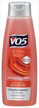 Alberto VO5 Extra Body Volumizing Shampoo 15 oz (Pack of 12) by VO5