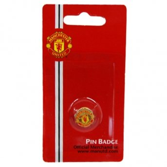 Manchester United Pin Logo