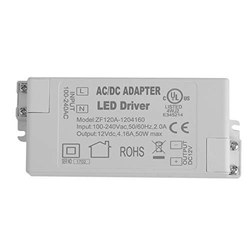 Price comparison product image 6W / 10W / 12W / 15W / 18W / 24W / 30W / 36W / 48W / 50W / 60W LED Driver Voltage Regulator AC DC Adapter LED Driver 100-240V AC 50 / 60HZ To 12V DC