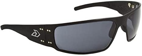 Gatorz MAGNUM Polarized MAGBLK01P Black Sonnenbrille Black