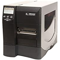 Zebra Z Series ZM400 - Label printer - monochrome - direct thermal / thermal transfer - Roll (11.4 cm) - 203 dpi - up to 600 inch/min - parallel, USB, LAN, serial