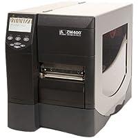 Zebra Z Series ZM400 - Label printer - monochrome - direct thermal / thermal transfer - Roll (11.4 cm) - 203 dpi - up to 600 inch/min - parallel, USB, LAN, serial