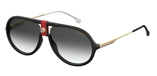Sunglasses Carrera 1020 /S 0Y11 Gold Red / 9O dark gray gradient lens (Gold Sunglasses Luxury)