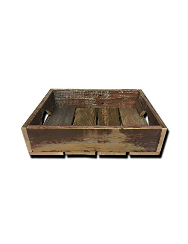 Wooden Crate from Mass Brothers Woodcraft