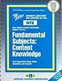 Fundamental Subjects, Jack Rudman, 0837384702