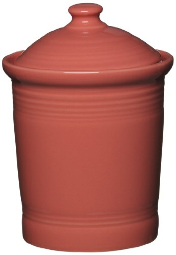 Fiesta 1-Quart Small Cannister, Flamingo
