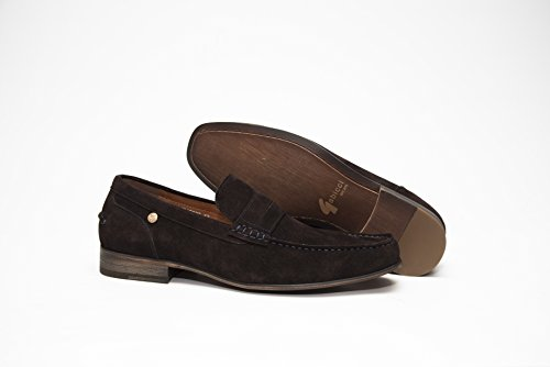 Navy Loafer Delicious Suede Gabicci Junction Crosby qxwSBpg
