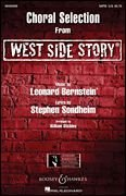 West Side Story (Choral Selection) (Anglais) Partition Leonard Bernstein Boosey & Hawkes B000ZNFFMK Choral Score